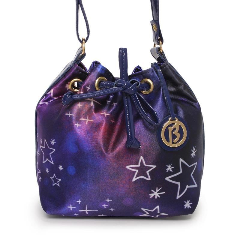 Bolsa Saco Estrela Colorida Cetim Larissa Manoela   Acessórios ... bff3c372b0
