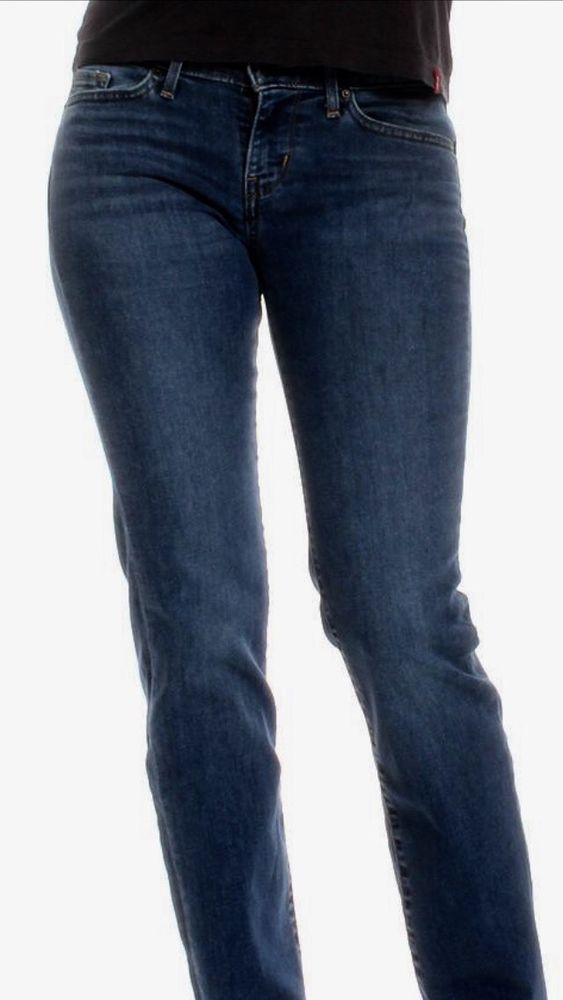 cecb922884f7 Levi's 511 Slim Fit Women's Red Tab Stretch Jeans Size 29 X 32 NWT #Levis # SlimSkinny