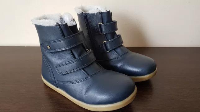 Dzieciece Buty Zimowe Bobux Rozm 26 Wloclawek Olx Pl Wedge Sneaker Shoes Sneakers