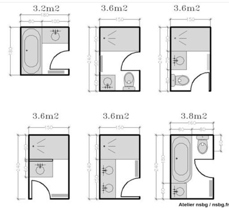 Pin By Ondrej Filip On Bathroom Bathroom Floor Plans Bathroom