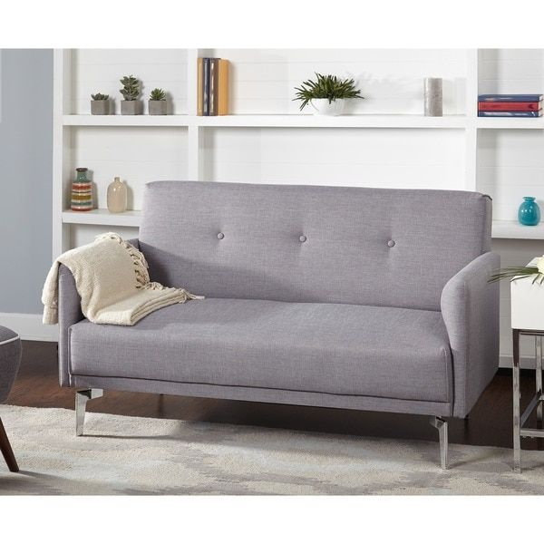 Simple Living Franco Love Seat - Free Shipping Today - Overstock