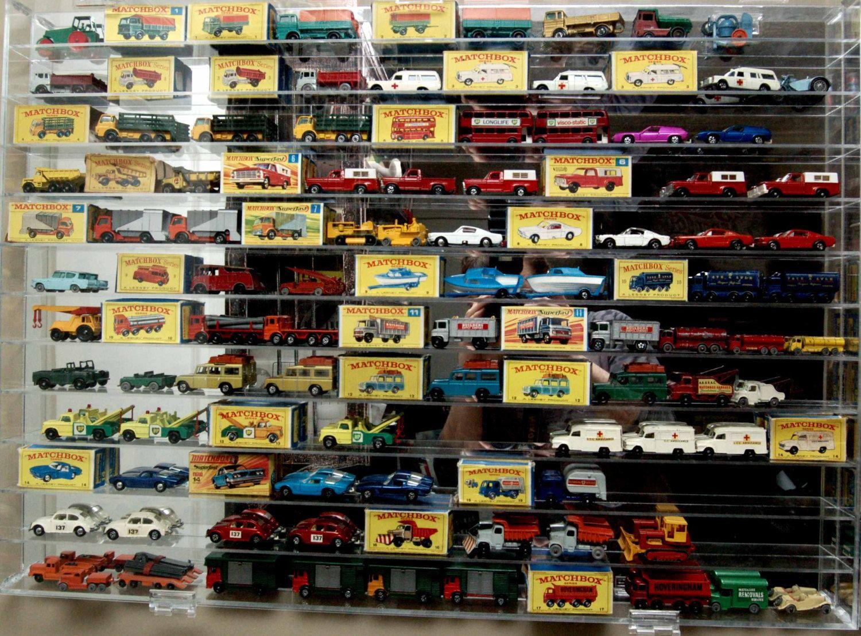 Ultimate Vintage Matchbox Lesney Collection 365 Cars 144