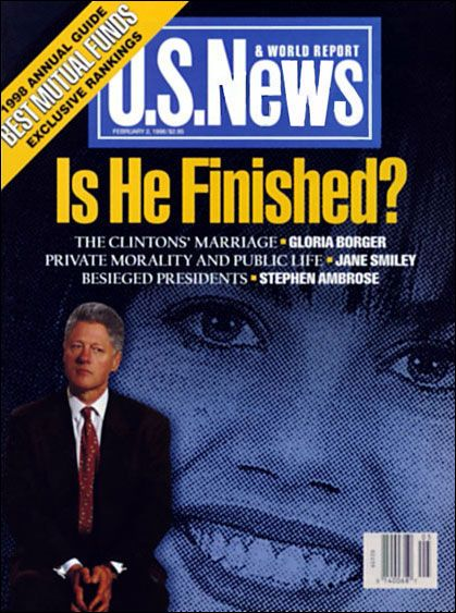i did not have sexual relations with that woman