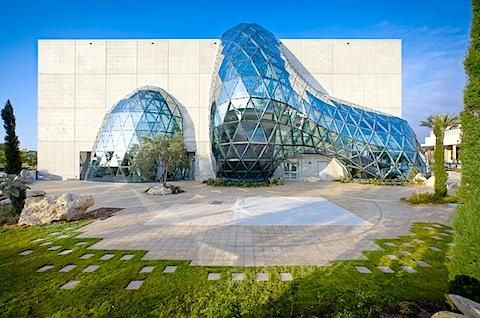 So cool!  Dali Museum, FL  http://thedali.org/visit/overview.html
