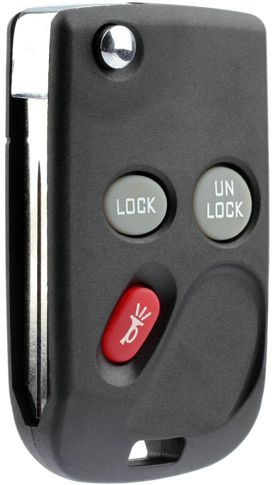 Keylessoption Keyless Entry Remote Car Flip Ignition Key Fob