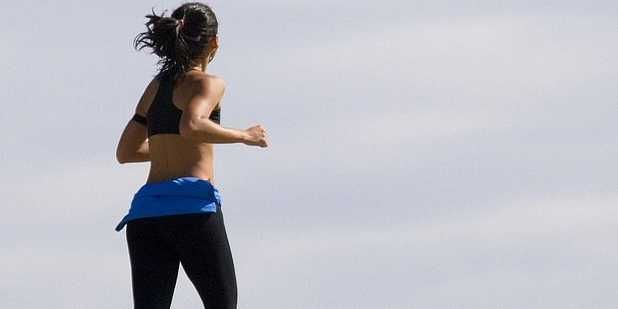 These simple running techniques will help you burn more calories and improve your fitness levels.