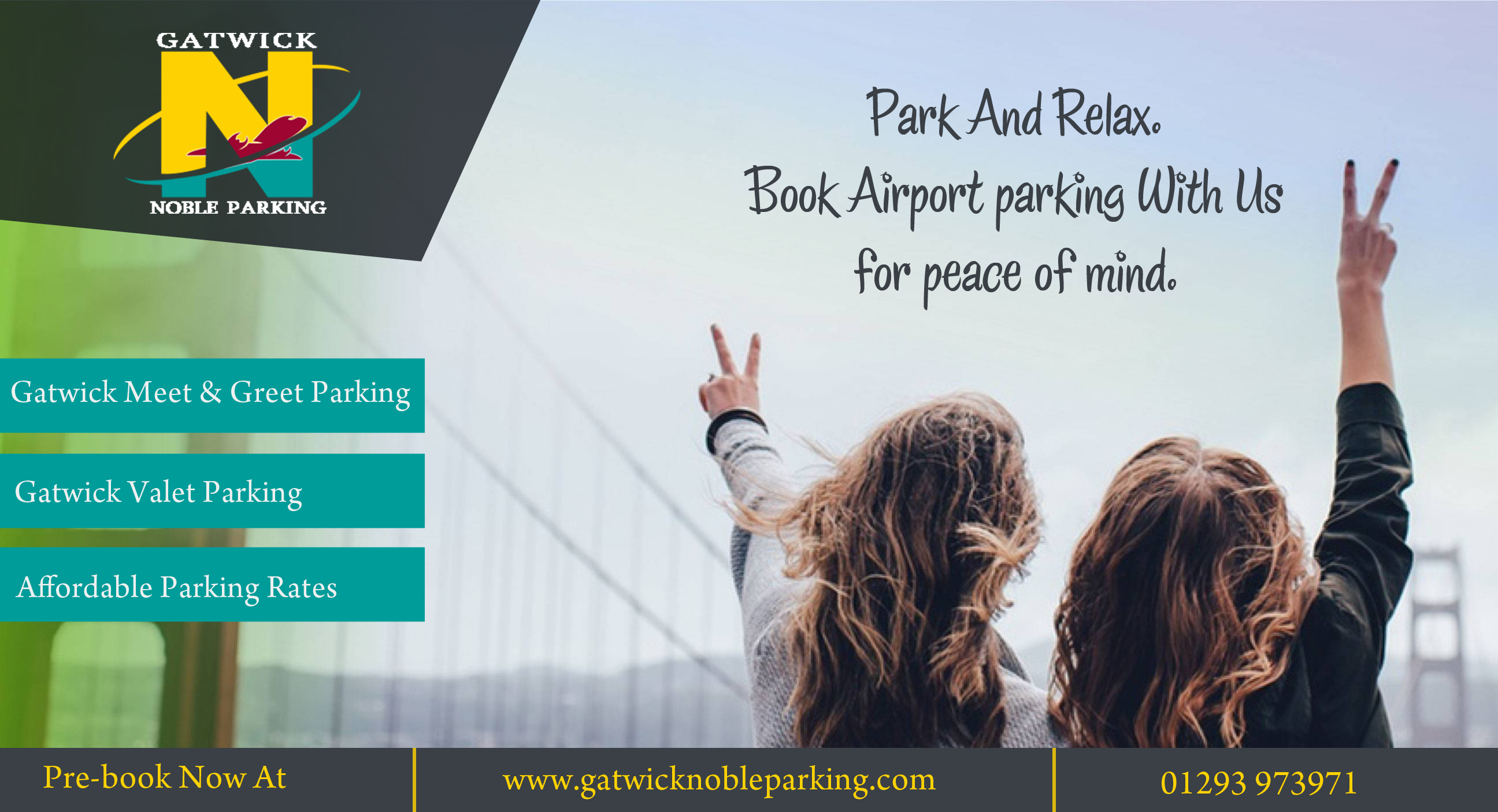Park And Relaxok Airport Parking With Us For Peace Of Mind
