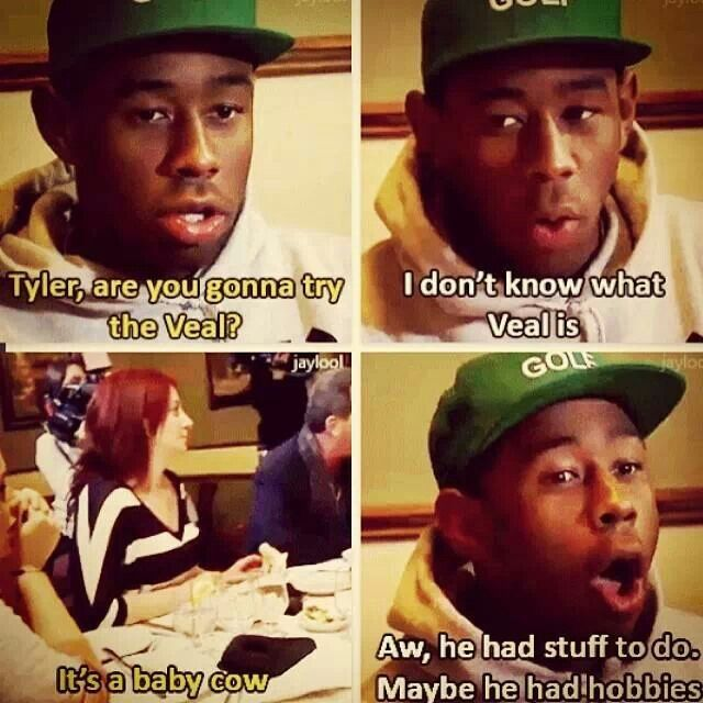 Inspiration To Those Everywhere Tyler The Creator The Creator