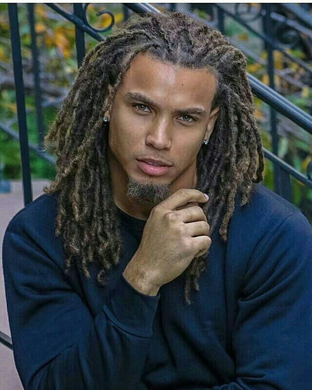 Follow Blackhairomg On Instagram Https Www Instagram Com Blackhairomg Dreadlock Hairstyles For Men Natural Hair Styles Long Hair Styles