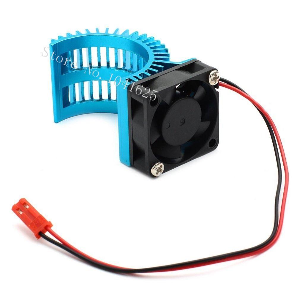 Alum Rs540 540 Motors Heat Sink Fan Cooling 550 Brush For Rc