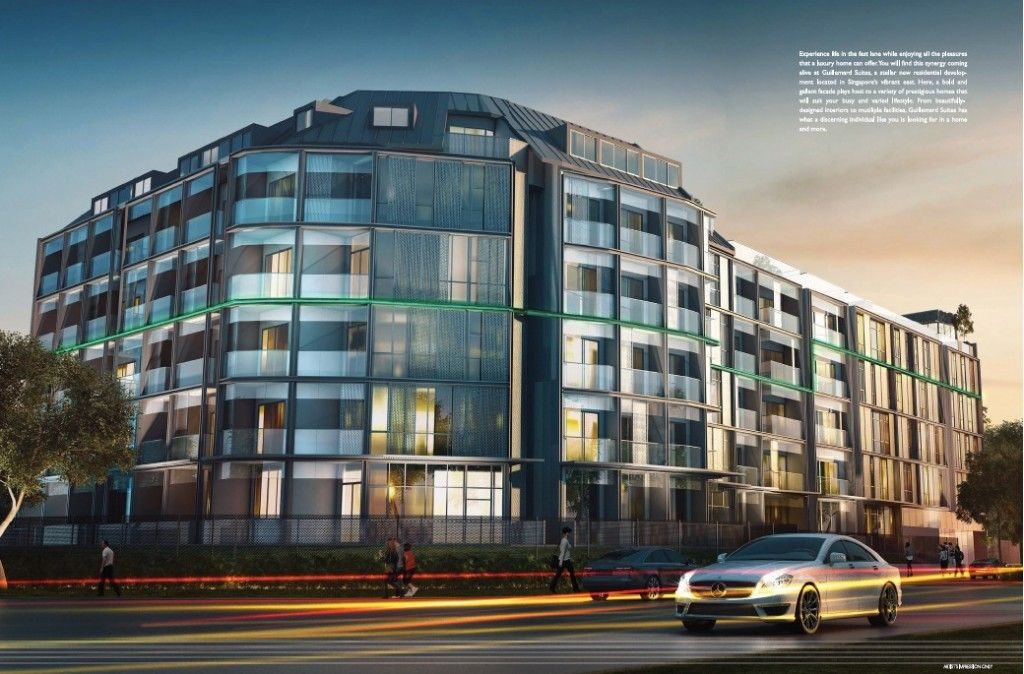 Guillemard Suites Is A Freehold Residential Development In District 14 Guillemard Suites Is Well Served By 3 Mrts And M New Condo Geylang Property Development