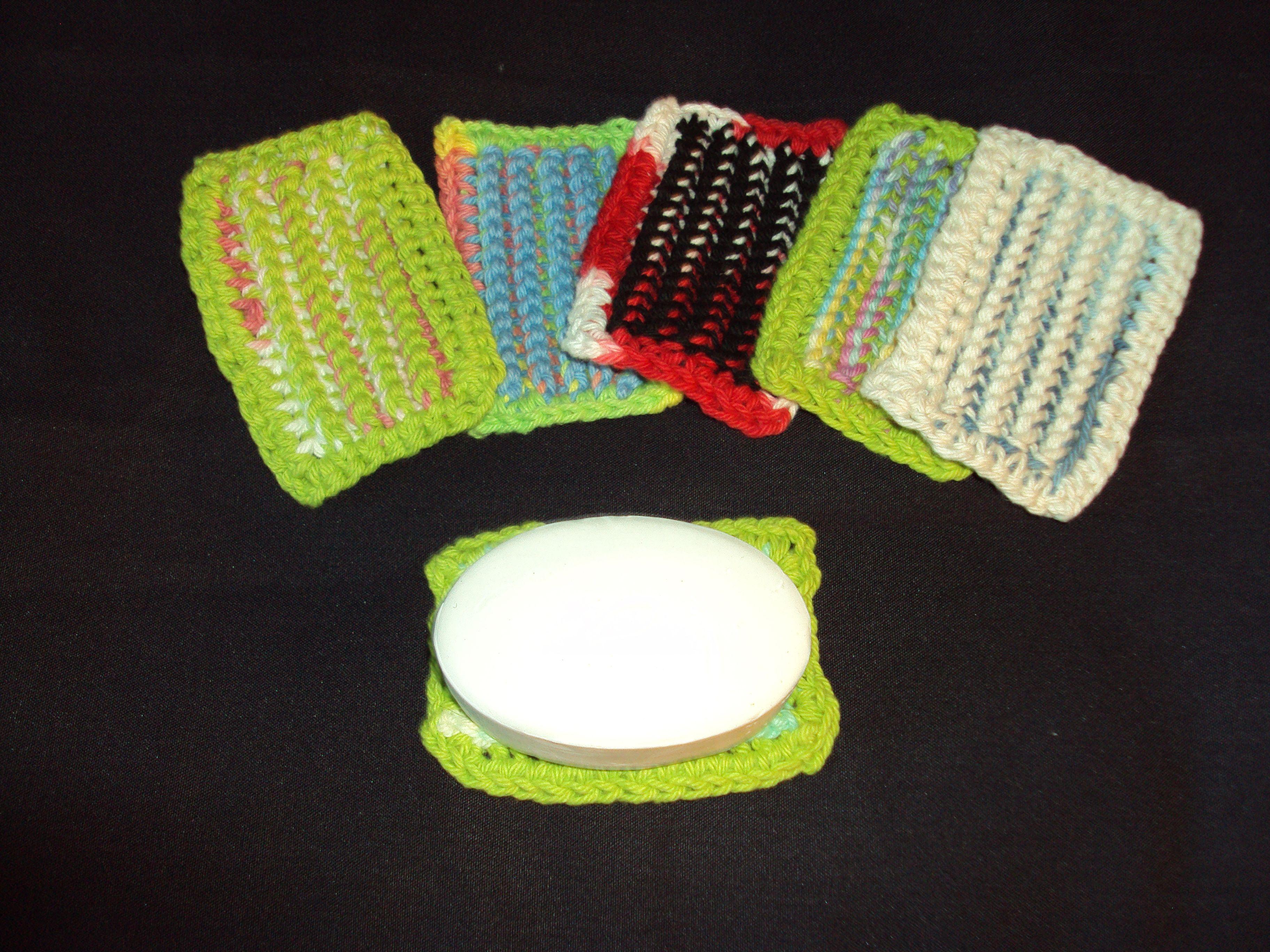 Crochet Soap Savers