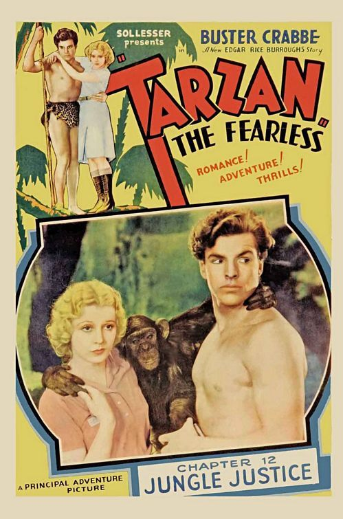 Download Tarzan the Fearless Full-Movie Free