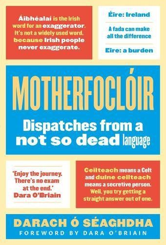 Motherfocloir By Darach O Seaghdha Winner Of Bord Gais Popular Non