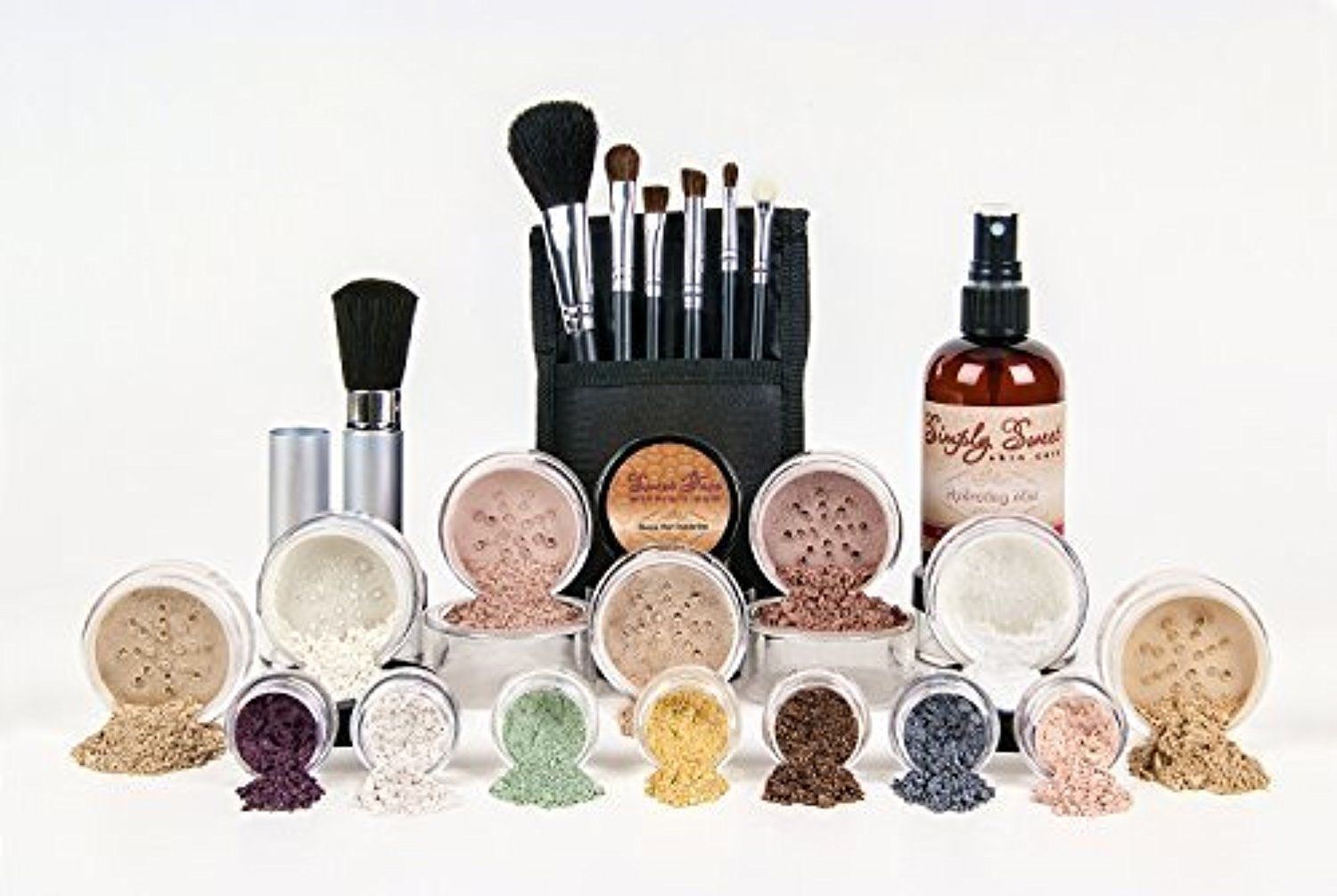 ULTIMATE KITChoose Your Shade Full Size Mineral Makeup