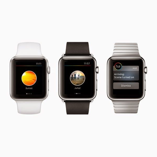 Cool Innovations and Inventions Apple watch, Hue philips