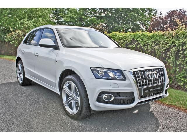 Audi Q5 2 0 Tdi 143 Quattro S Line Plus 5dr Like New 2012 Cars For Sale Used Cars Car Find