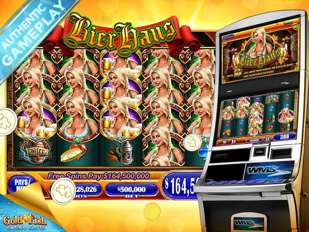 Gold fish casino slots screenshot gold fish casino