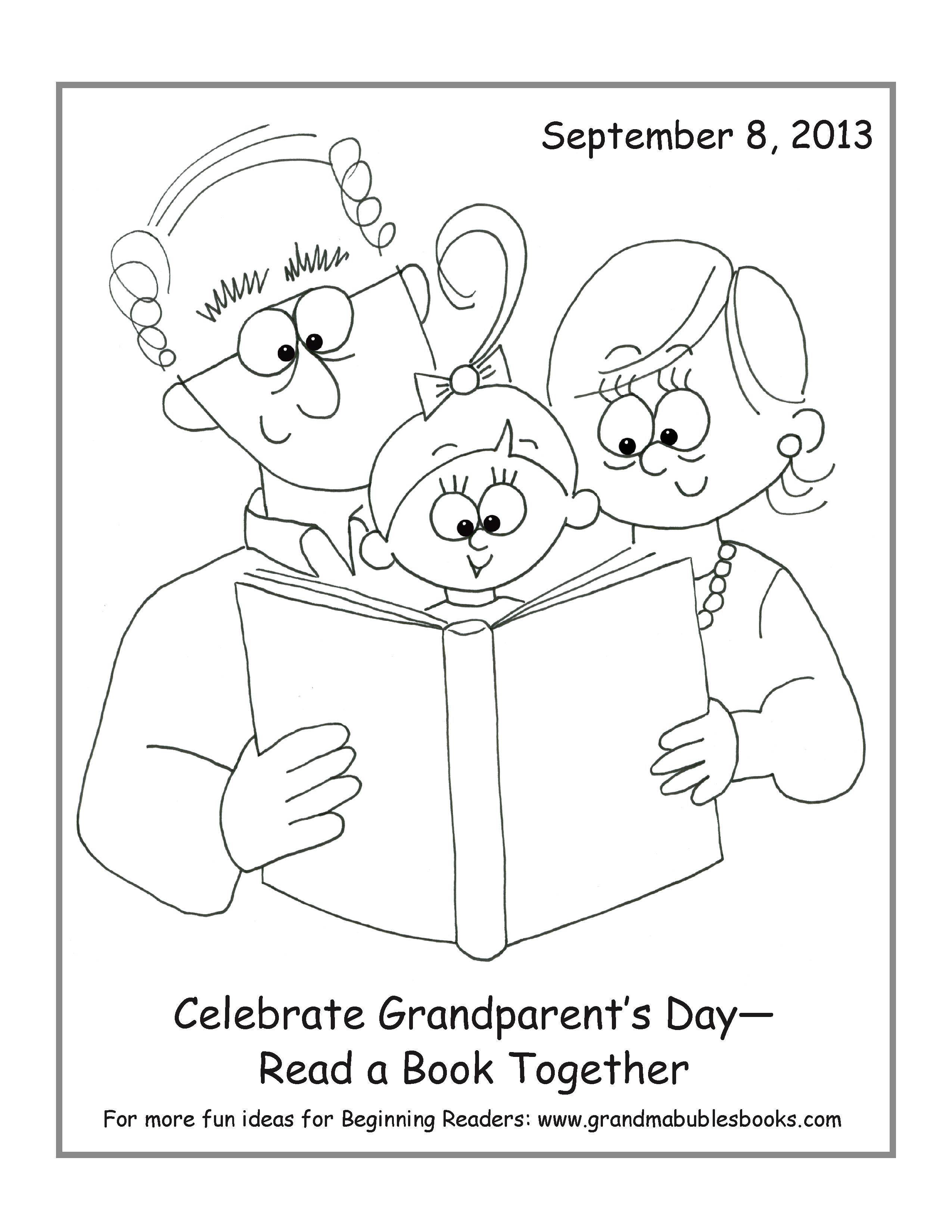 Grandparents Day Celebration In Preschool
