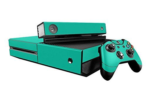 Microsoft Xbox One Skin Xb1 New Teal Turquoise System Skins