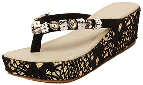 Jiye Women's Gemstone Beads PU Leather Platform Wedge Slippers,Black,6 M US JiYe http://www.amazon.com/dp/B00X9NS458/ref=cm_sw_r_pi_dp_rMXWvb0H1YJD8