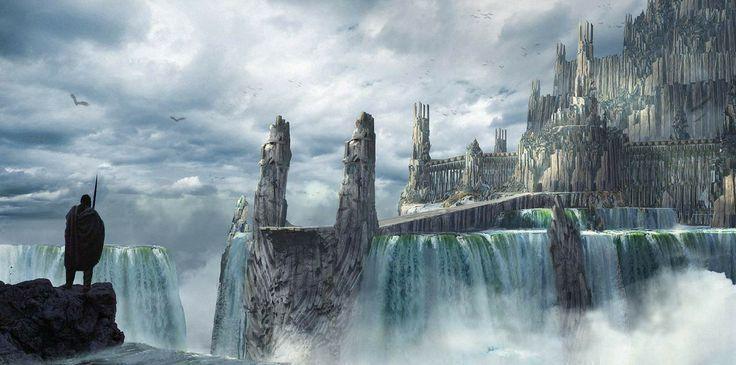Valhalla by najtkriss.deviantart.com on @deviantART   Vikings ...