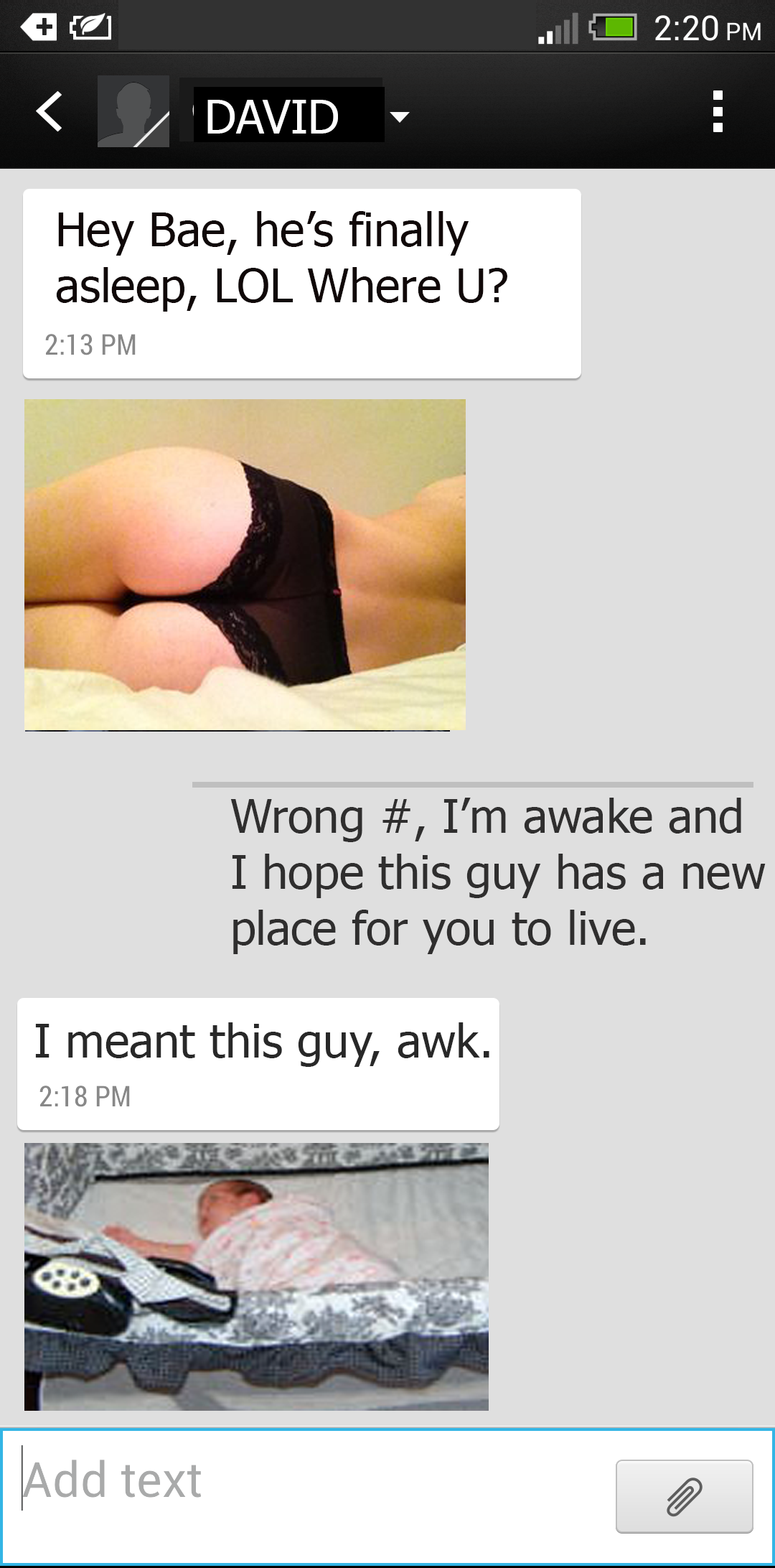 Text Message Naked Pic Funny - Porno Photo-6935