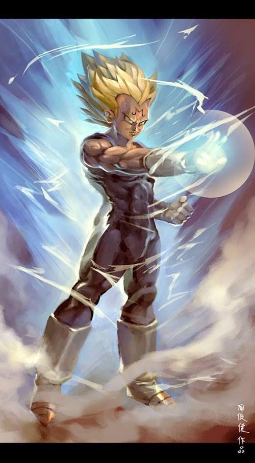 Prince Vegeta, Dragon Ball Z desktop wallpapers http