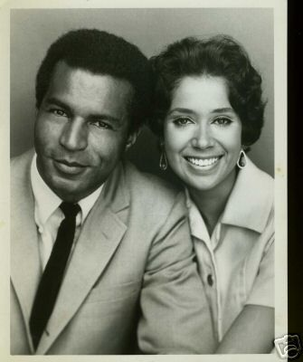 Lloyd Haynes  Denise Nichols Room 222 1969 I ADORED this