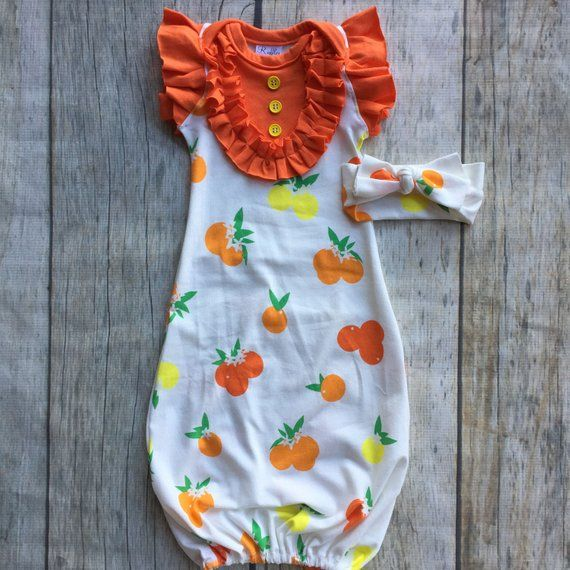 aead1b761d51 Summer baby gown