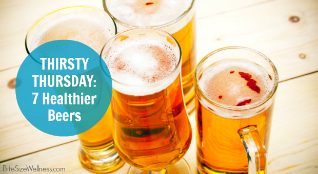 Thirsty Thursday: 7 Healthier Beers to Toast To