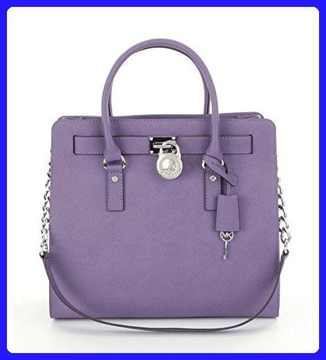 e0879edb79d02c Michael Kors Women's Hamilton Large N / S Tote Wisteria Purple - Totes  (*Amazon Partner-Link)