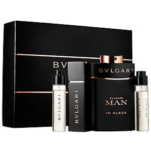 Bvlgari - Bvlgari Man In Black Gift Set  sephora   Grooming ... 7cd666feb3