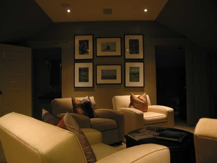 Recessed lighting in vaulted ceiling home studio ideas lighting mozeypictures Image collections