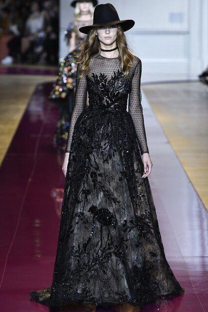 Zuhair Murad Fall 2016 Couture: Freida Pinto
