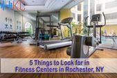 5 cosas para buscar en los centros de fitness en Rochester, NY #buscar #centros #cosas #fitness #roc...