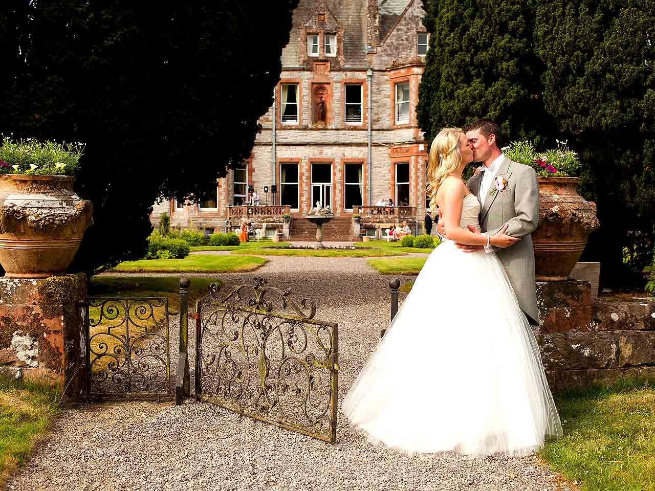 Irish Weddings Ireland Castle Hotel