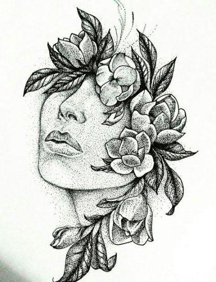 Neue Blumen zeichnen rote 55+ Ideen