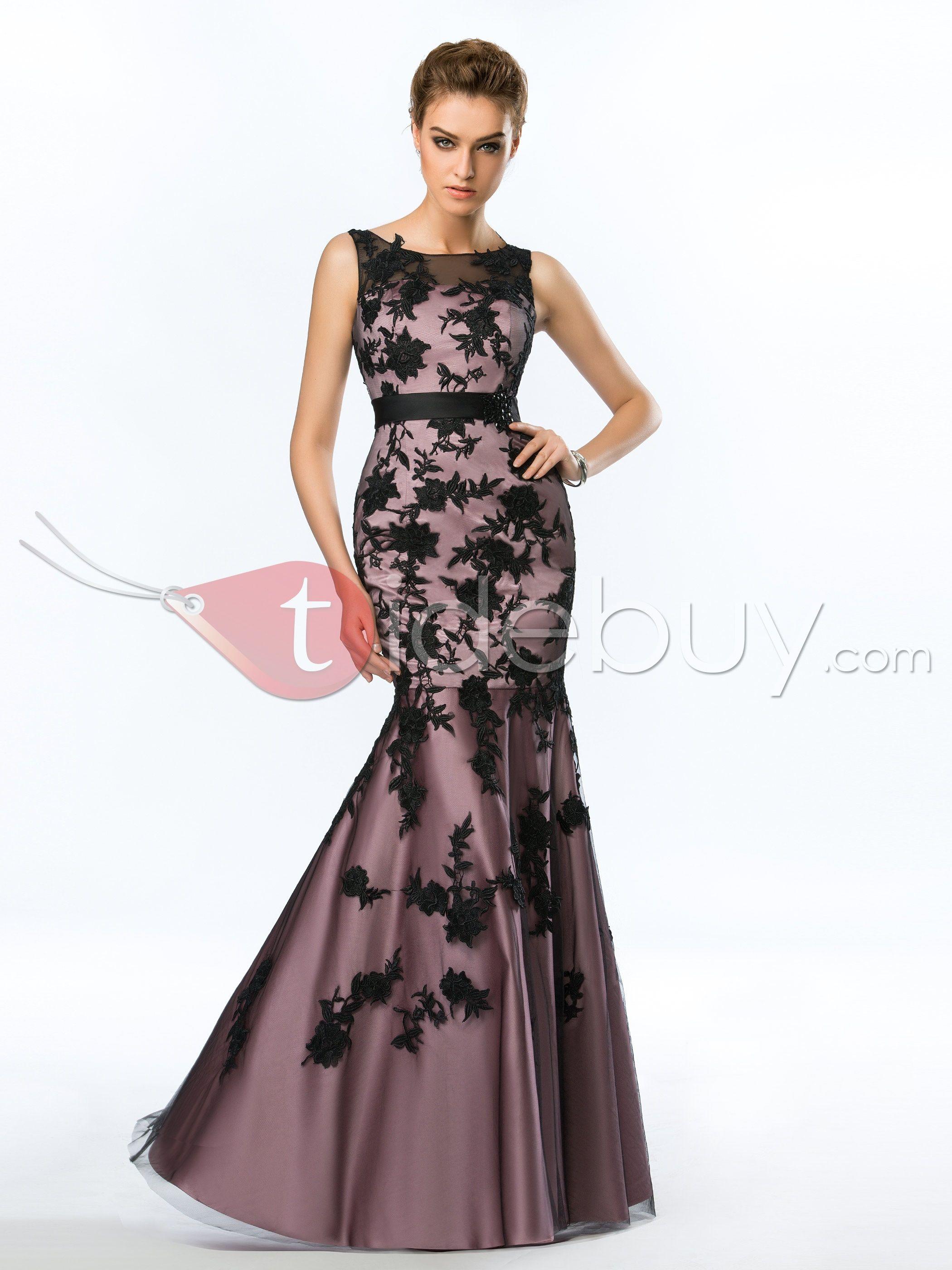 Como combinar un vestido rosa con negro
