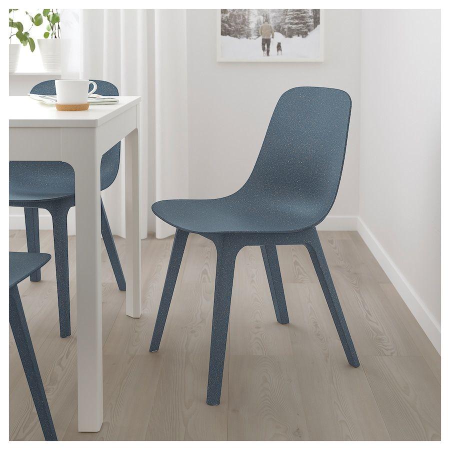 Odger Stuhl Blau Ikea Otletek Ikea Es Dizajn