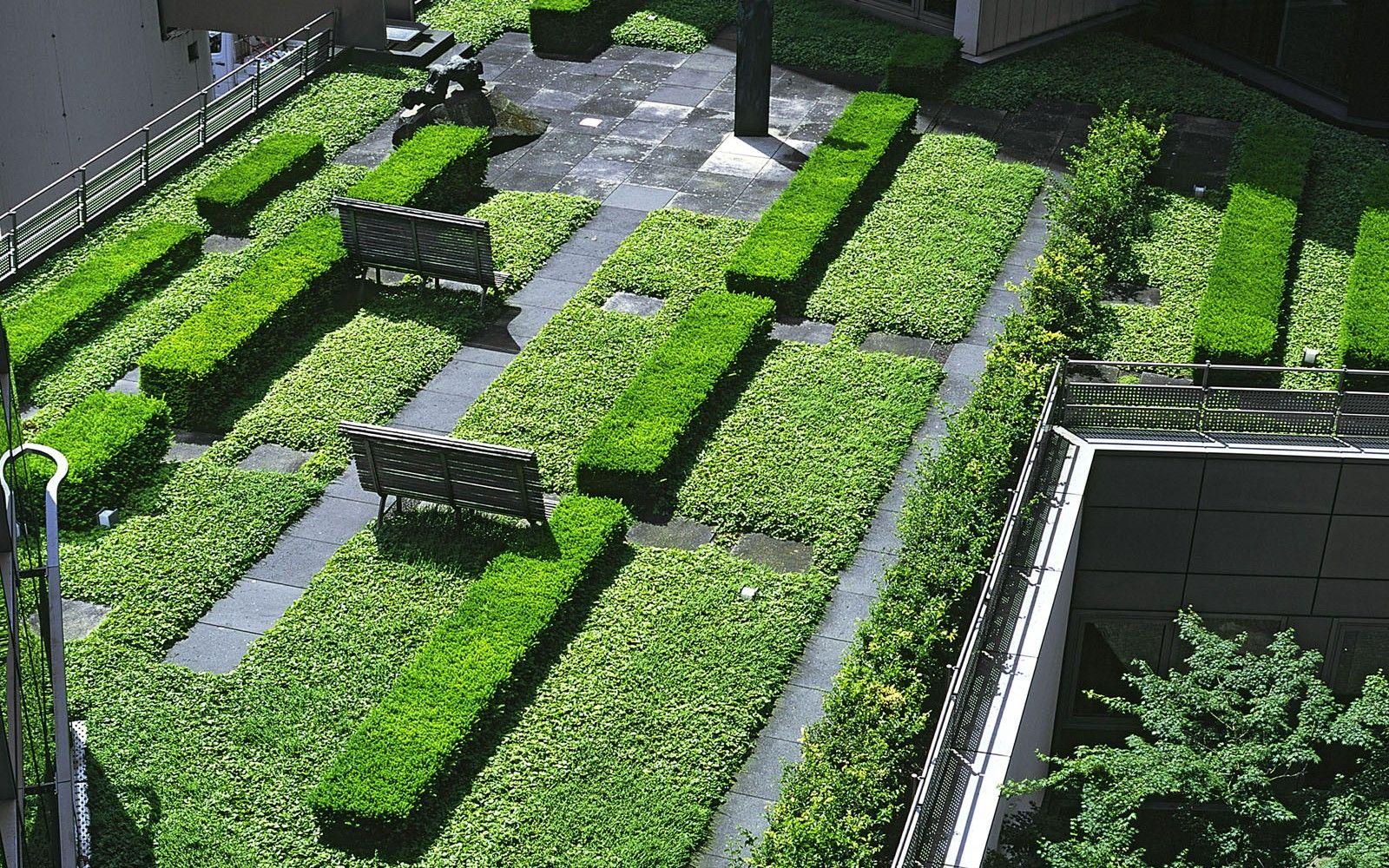 Landschaftsarchitektur Garten Skizze