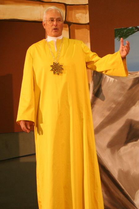 Kostüm Sarastro, Oper Zauberflöte