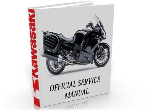 Kawasaki 1400 Gtr Concours 2007 2008 Complete Service Manual Repair Guide Download Repair Guide Manual Gtr