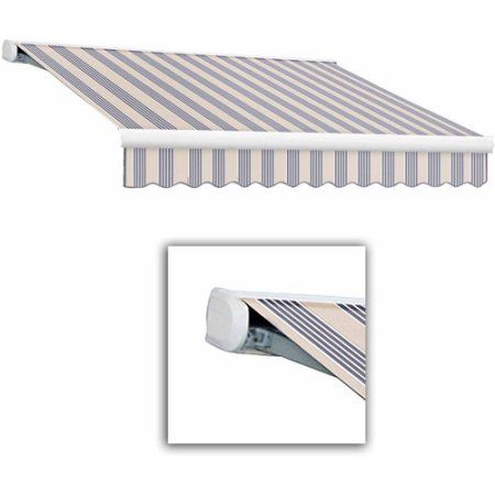 Home Improvement Retractable Awning Fabric Awning Framed Fabric