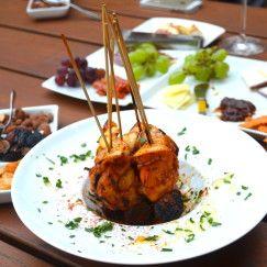 Shrimp & Spanish Chorizo | www.AfterOrangeCounty.com