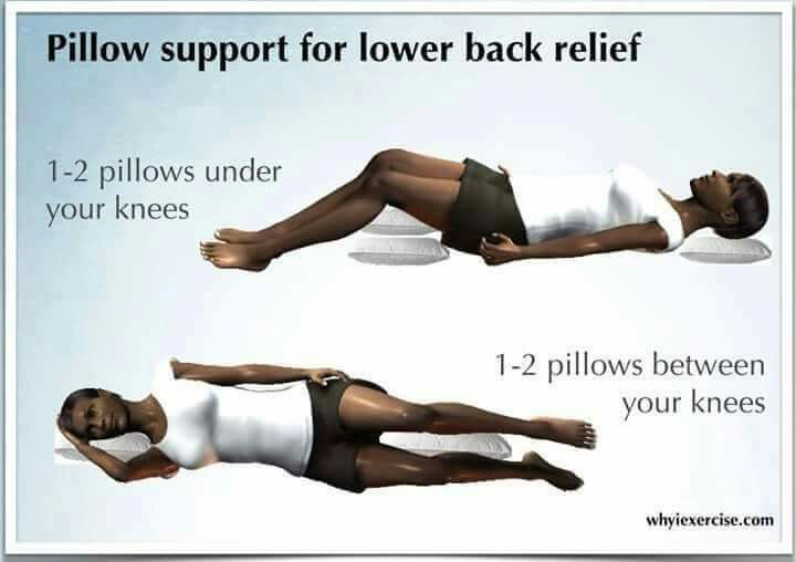 Pillow support
