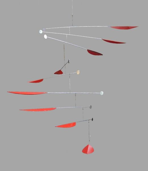 Kinetisches Mobile kinetische mobiles mobiles kinetic and collage