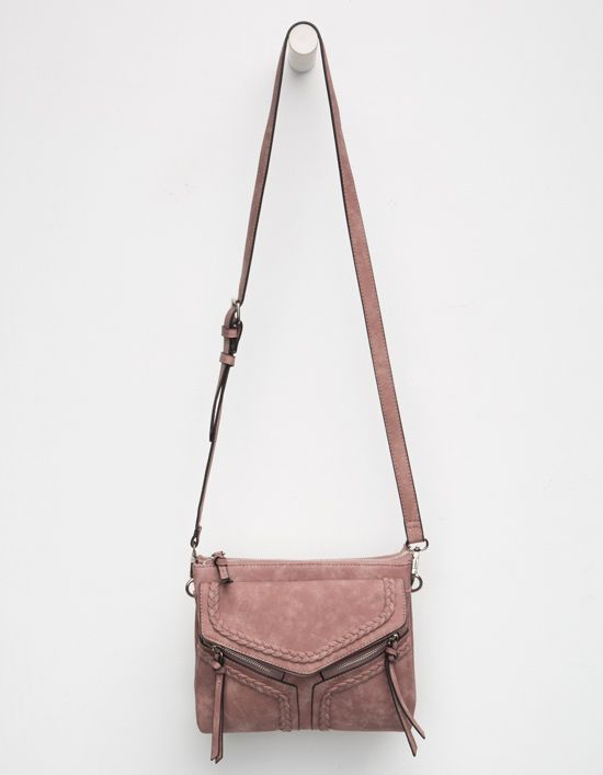 VIOLET RAY Leanna Braided Crossbody Bag   Products e94741375b