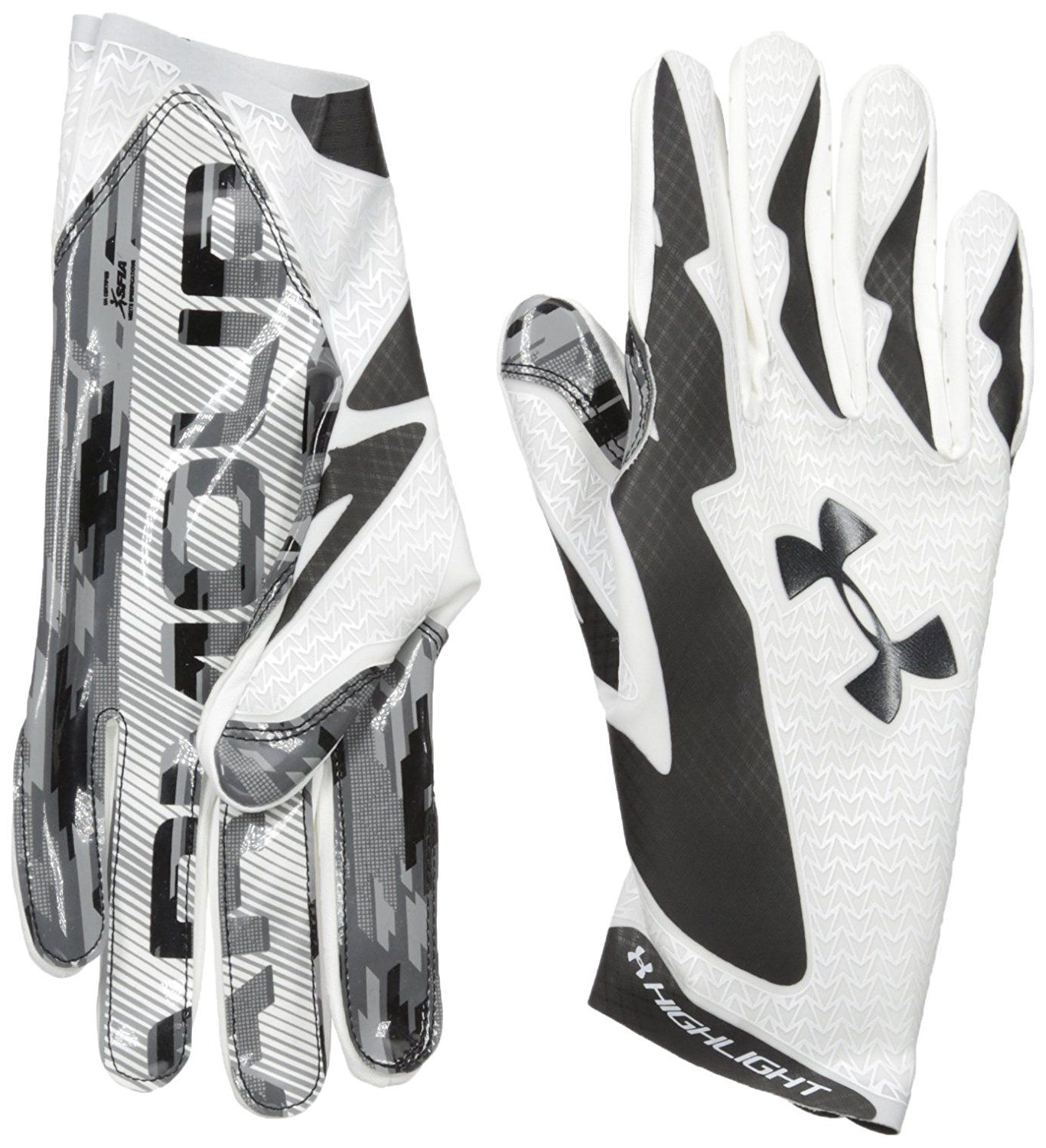 Mens piloxing gloves - Under Armour Men S Highlight Football Gloves Hurry Check Out This Great Product