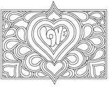 Download, print, color-in, colour-in Page 19 - Love and tears